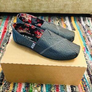 Bobs From Skechers 7 Memory Foam Flats Loafers